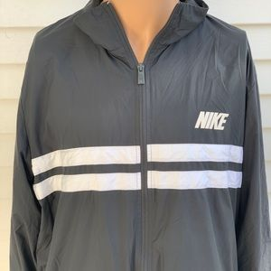Nike Zip up Windbreaker Jacket
